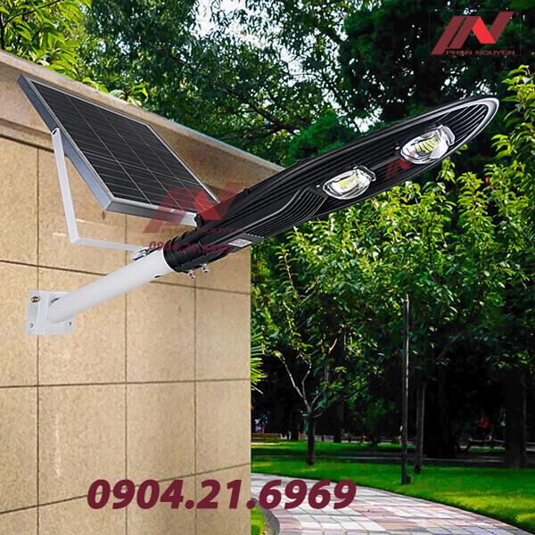 cột đèn led năng lượng mặt trời