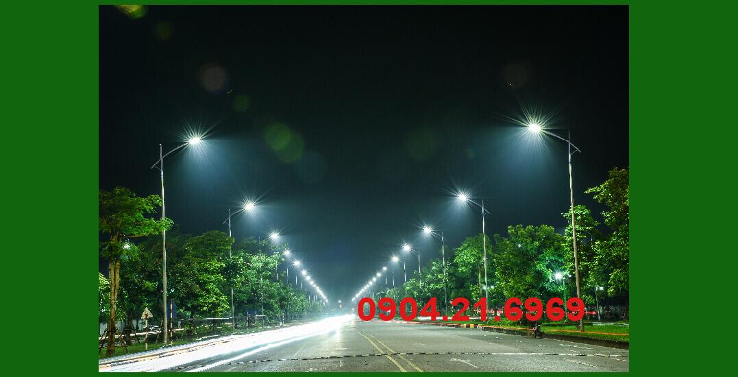 cột đèn đường phố