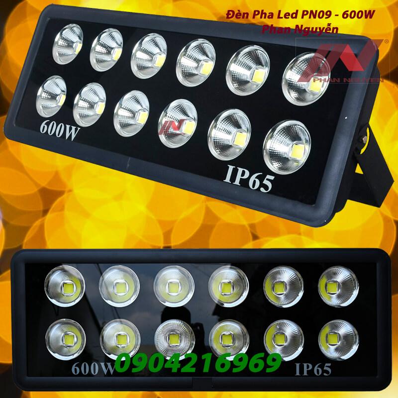 đèn pha led 600W - PN09
