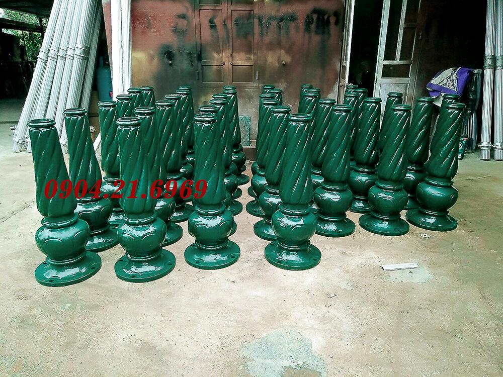sản xuất cột sân vườn DC07