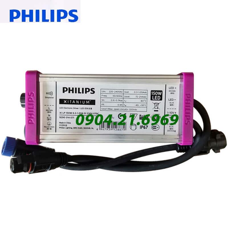 nguồn driver Led philips