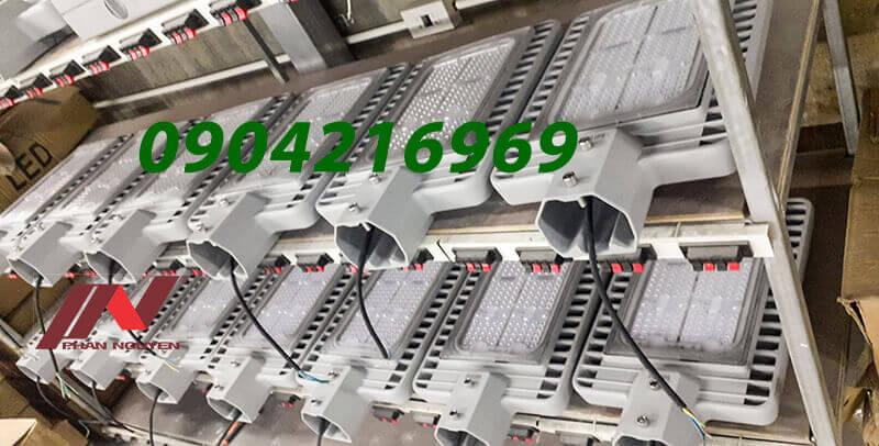 Xưởng sản xuất đèn đường led